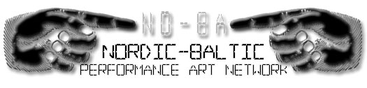 Nordic-Baltic Performance Art Network
